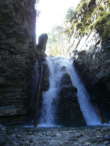 Бухтівецькі водоспади