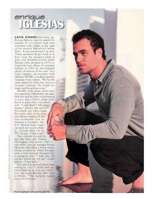 Enrique Iglesias Balding Celebrities - 28 Piece Hairstyle