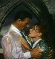 Maureen O'Hara Kiss in the Rain1