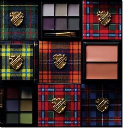 Mac blush tartan