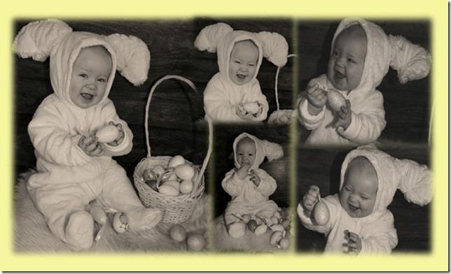 baby påskebilder påskeegg påskehare god påske