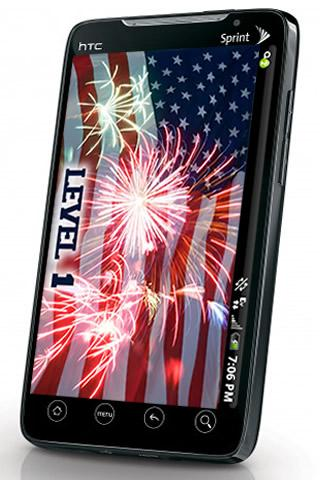 PhoneQuiz - 4th of July