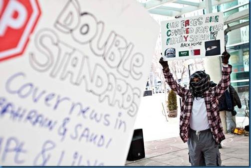 Protester 5