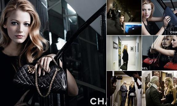 Exibir Blake pra Chanel