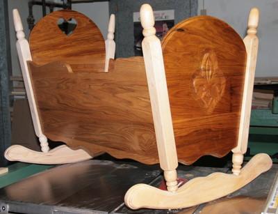la r f rence en b nisterie lit d 39 allaitement et berceau 2 2. Black Bedroom Furniture Sets. Home Design Ideas