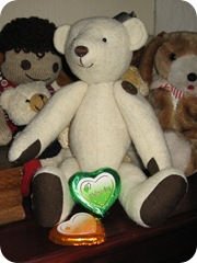Valentinehearts and Teddy