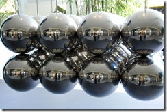 Metal Balls, Florida, January 2007