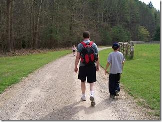 took a hike035