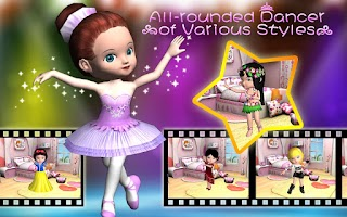 Screenshot of Ava the 3D Doll