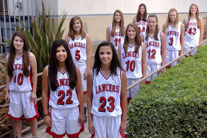 Women's Jr Varsity Basketball 2010-2011