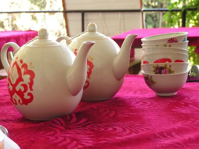 çay ve tostakay