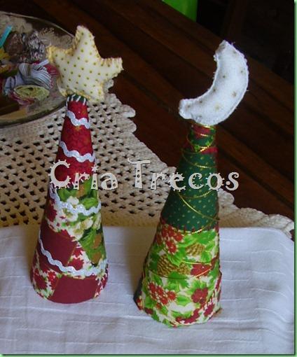 Panos de Louça Natalinos 011