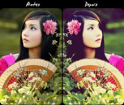 COMPTE_BLOGOF 107 : Tudo Para seu Orkut e Msn, PhotoScape- Edições para foto- Efeito PSEdições