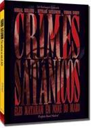 Capa livro Crimes Satânicos