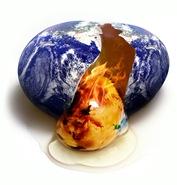 AZRainman - Earth Egg