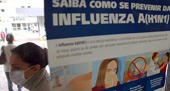 Época gripe suína