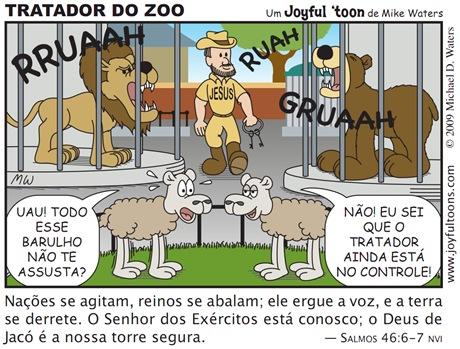 Joyful 'toon 140_Zookeeper PT.BR