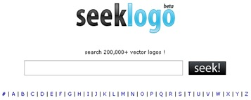 seeklogo screenshot