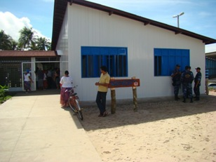 escola de PVC