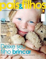 Pais & Filhos (capa de março de 2011)