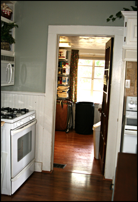 Pantry in Dream Kitchen