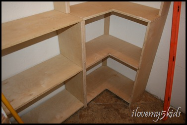 Make your own Kitchen Pantry