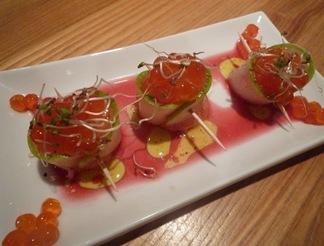 Bouchées au saumon 017