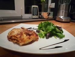 Lasagnes sur assiette 2