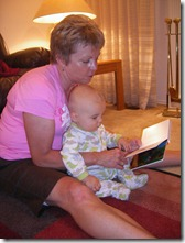 reading with grandma garff