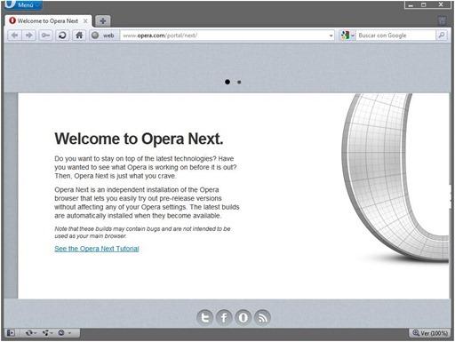 Opera-Next