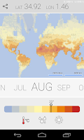 Screenshot of Climatology