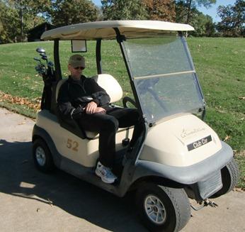 p golfbil