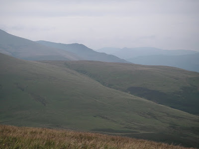 From Longlands Fell toward Skiddaw