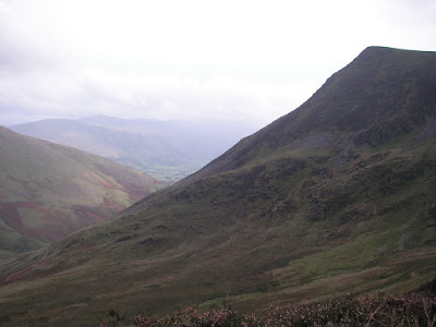 Lonscale Fell from Burn Horse