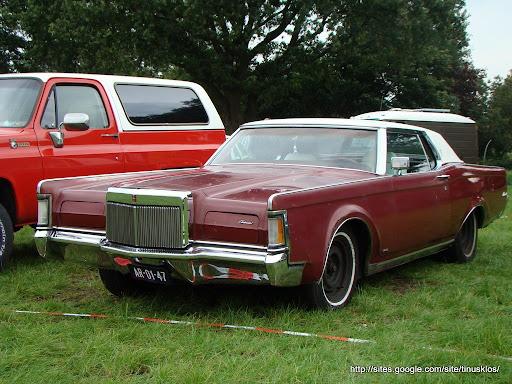 1971 - Lincoln Continental MK