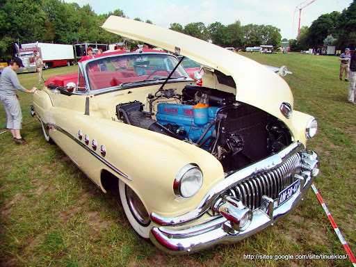 1951 - Buick Road Master