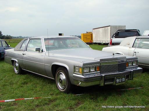 1979 - Cadillac Coupe De Ville