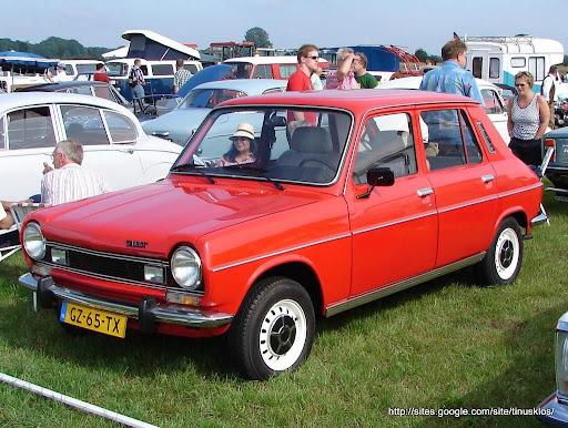 1981 - Talbot Simca 1100 GLS