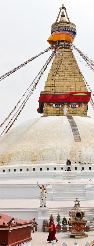 Будда смотрит на тебя