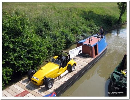 Historic Boat rally 080