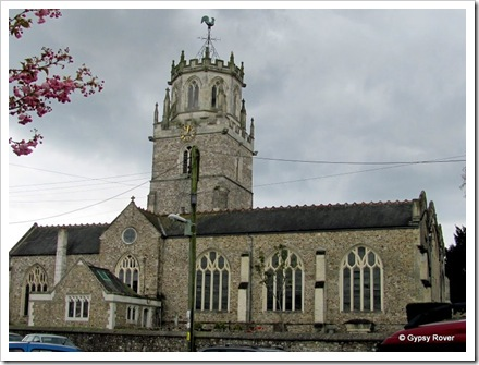 St Andrew's, Colyton.