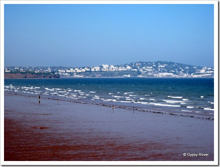 Torquay from Paignton.
