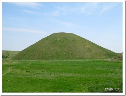 Silbury Hil is a Site of Special Scientific Interst with it's fauna. It stands 130 ft high and was made about 4500 years ago.