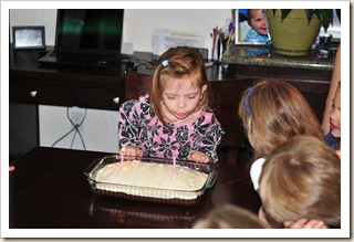 Reagan Sage, Reagan Sage 4th Birthday