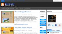 Blogger Template Place