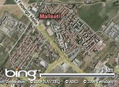 frazione di Maliseti - Prato