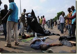 Ivory Coast Killing