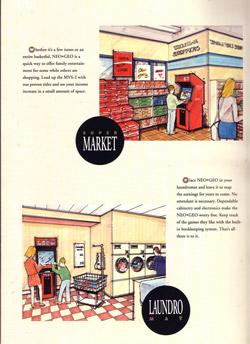 SNK brochure