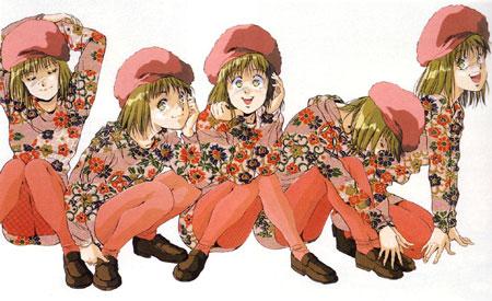 Takaya Noriko from Gunbuster