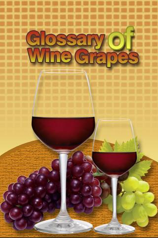 Wine Grapes Glossary